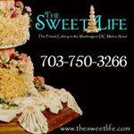 The Sweet Life Cakery profile image.