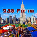 230 Fifth: Best Heated Rooftop Bar/Club/Restaurant In NYC profile image.