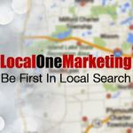 Local One Marketing profile image.