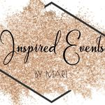 Inspired Events by Mari profile image.