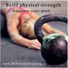 M.E Personal Training Fitness & Yoga logo