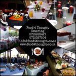 Food 4 Thought Catering Connosseurs profile image.