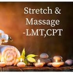 Stretch and Massage profile image.