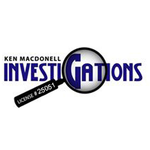 Ken Mac Donell Investigations profile image.