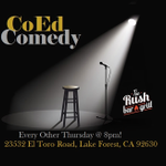 Coed Comedy profile image.