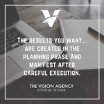 The Vision Agency profile image.